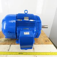 Westinghouse 2 Speed Electric Motor 40/20Hp 1775/885 RPM 404U 486V 3Ph