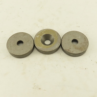 """1-5/8"""" OD x 3/8"""" Bolt Countersunk Spacer Washer 3/8"""" Bolt 3/8"""" Thick Lot Of 3"""