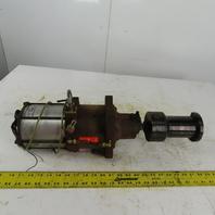 Kosmek DX0210 Hydraulic Clamp Cylinder 9-10188