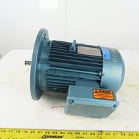 SEW-EURODRIVE DFV112M6 350184559.09.09.001 3HP Electric Motor 230YY/460Y 3Ph