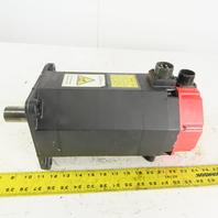 Fanuc A06B-0147-B075 AC Servo Motor 3.8Kw 2000RPM 157V 3Ph 133Hz