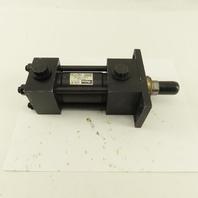 "Parker 01.50J2HLU241.500 1-1/2"" Bore 1-1/2"" Hydraulic Cylinder 3000 PSI"