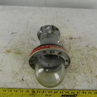 Crouse Hinds Hp-1-150 Hazardous Location Explosion Proof Light Fixture