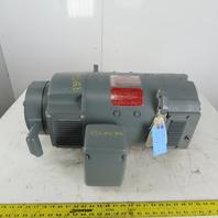 General Electric 5CD163MC814A80 Kinamatic 7.5Hp DC Electric Motor