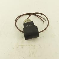 Hydraforce 6315115 Solenoid Coil 115VAC