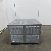 """35-1/2""""x35-1/2"""" x30"""" Squirrel Cage Blower Filter Assembly 115/230V Single Phase"""