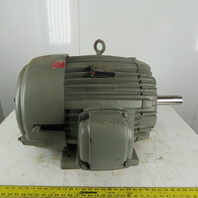 US Motors 25HP Electric Motor 1180RPM 460V 3Ph 256JP Frame