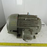 "US Motors 50Hp Electric Motor 1770RPM 230/460V 3Ph 326TS Frame TEFC 1-7/8"" Shaft"