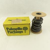 """Palmetto 1555 1/4"""" Graphite Interwoven Filament Packing Seal 10' Roll"""
