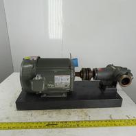 Tramco Viking  Pump HL4195 10 Hp Gear Pump 0-30GPM 250PSI 208-230/460 3Ph