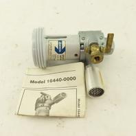 Gast 1AM-NCC-12 16440-0000 Drum Mounted Air Motor Pump