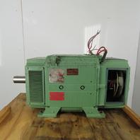 Reliance Electric 75Hp DC Electric Motor 500VDC 125A B368ATZ Frame 1150/2000RPM