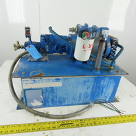 Eaton Vickers 15 Gallon 1.5Hp Hydraulic Power Unit 208-230/460V 3Ph