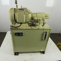 Northman VPNCG-F17/43  Hydraulic Power Unit 2Hp 30 Gallon W/Valves 230/460V 3Ph