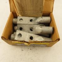 Square D VHCS-500-12BN 4/0 STR-500 MCM Compression Lugs Lot Of 10