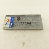 Iscar CRD62QF Carbide Milling Insert IC328 Lot Of 8