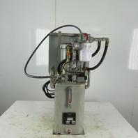 Tec-Hacket F-3058-B1 1Hp 5 Gal. Hydraulic Power Unit 3000PSI .55GPM 115-230V 1Ph