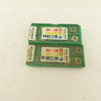 Mitsubishi CCMT09T308 Carbide Indexing Insert UE6020 Lot Of 14