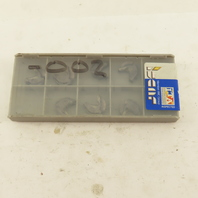 Iscar CR D50-QF Carbide Ball Nose Profiling Insert Lot Of 9
