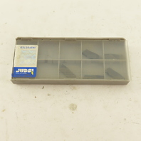 Iscar GIP 3.00E-0.40 Double Ended Parting Groove Carbide Insert IC-428 Lot Of 5