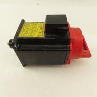 Fanuc A06B-0371-B075 a1/3000 0.6kW 3000RPM 3Ph 90VAC AC Servo Motor