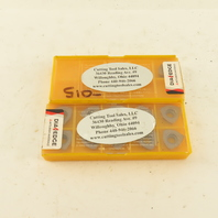 Mitsubishi JDMW120420ZDSR-FT Carbide Indexing Insert VP15TF Lot Of 11