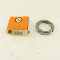 Whittet-Higgins BH-09 Stainless Steel Bearing Retaining Nut 1.767-18 Thread