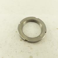 Whittet-Higgins KM-10 Steel Metric Bearing Retaining Nut M50X1.5 Thread