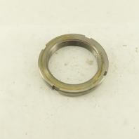 Whittet-Higgins AN-15 Carbon Steel Bearing Retaining Nut 2.933-12 Thread