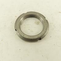 SKF KM10 Steel Metric Bearing Retaining Nut M50X1.5 Thread