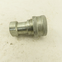 Parker H4-62 1/2 NPT Hydraulic Quick Disconnect Female Fitting