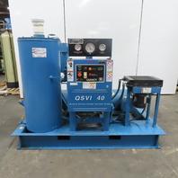 Quincy QSVI40 ANN2H 40 Hp Rotary Screw Vacuum Pump 230/480V 3Ph