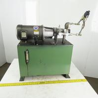 30 Gallon Hydraulic Power Unit W/Baldor 5HP 230/460V 3PH