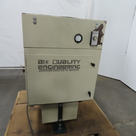 Air Quality Engineering MistBuster Infinity High Efficiency Mist Smoke Collector