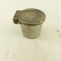 "Gits Bros. 10305 1"" NPT Female Style CP Lubricator Oil Cup 1 Oz. Capacity"