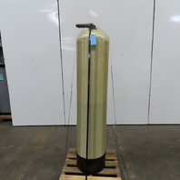 """Pentair Structural Poly Glass Natural Pressure Vessels Resin Tank 65""""x14"""" 150PSI"""