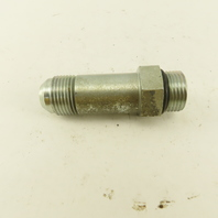 """5/8"""" OD Tube 1-1/16""""-12 JIC Flare 1-1/16"""" Male O-Ring Seat Extension 3-15/16""""OAL"""