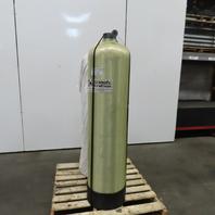 "Park International Poly Glass Natural Pressure Vessels Resin Tank 65""x16"" 150PSI"