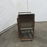 """Portable 16""""x18"""" Squirrel Cage Air Mover Shop Fan 115V Single Phase"""