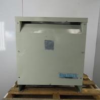 Acme T-1-53312-3 30KVA General Purpose Transformer 480V Pri W/Tap 208/120 Sec