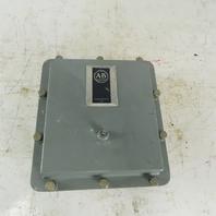 Allen Bradley 705X-AOA Reversing Motor Starter  W/Explosion Proof Enclosure