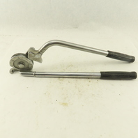 "Imperial Eastman 364-FHB 1-2 1/2"" OD Tube Manual Lever Tubing Bender 180°"