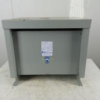Acme T-1A-53342-3S 30KVA General Purpose Transformer 3Ph 480V Pri 240-120V Sec