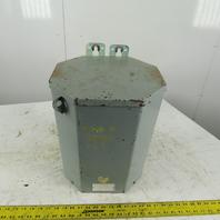 10KVA General Purpose Transformer 480V Pri 240-120V Sec
