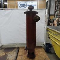20 Gallon Carbon Steel Filter Vessel/Housing 165PSI