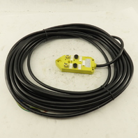 Brad Harrison Woodhead BTY400N-FBP-15 4 Port 4 Conductor Distribution Block 15M