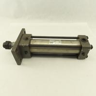 SMC CHD2FFA63B-158A 63mm Bore 158mm Stroke Hydraulic Cylinder Stainless Steel