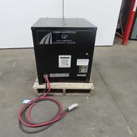 Ferro Magnetics OHF18-800E3 FMHF 36V 18 Cell Forklift Battery Charger 480V 3Ph