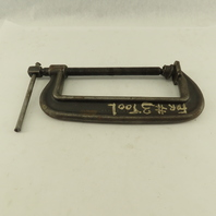 """Armstrong No. 108 8"""" Drop Forged C-Clamp 3"""" Throat"""