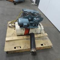 Coffing EC-6010-3 3 Ton Electric Chain Hoist 15' Lift 10FPM 3Ph W/Power Trolley